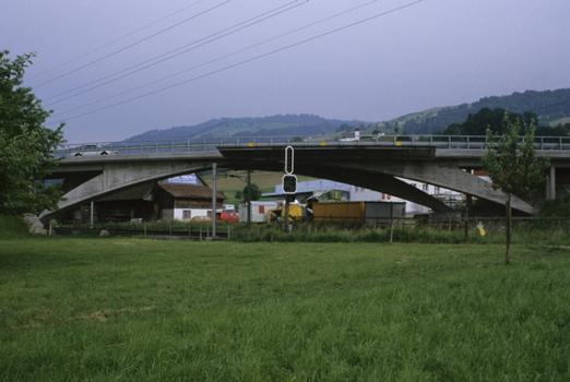 Brücke Züricher Strasse in Lachen