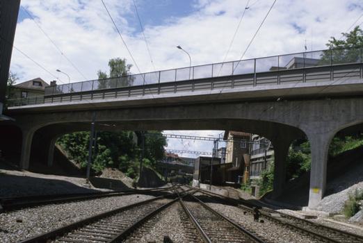 Weisenstreinstraßenbrücke in Bern