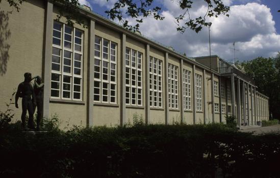Sihlhölzli-Sportzentrum in Zürich