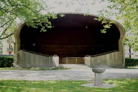 Sihlhölzli-Musikpavillon in Zürich