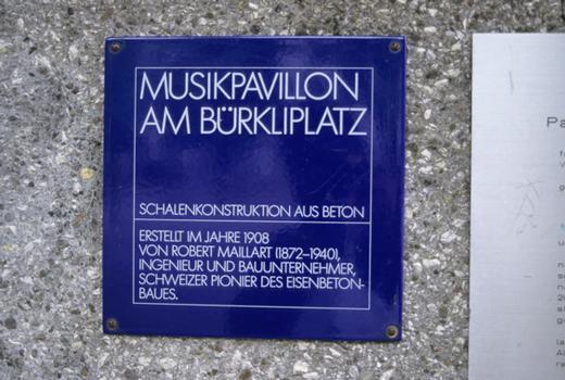 Bürkliplatz Pavillion