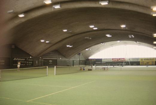 Tennishalle Heimberg