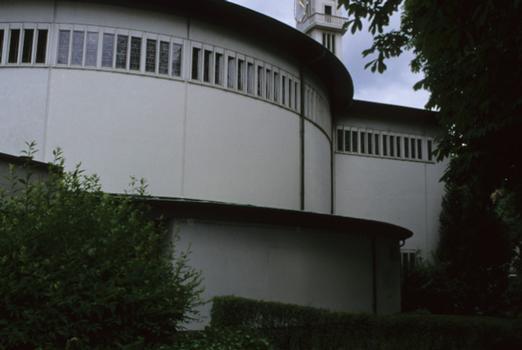 Church of Saints Felix and Regula