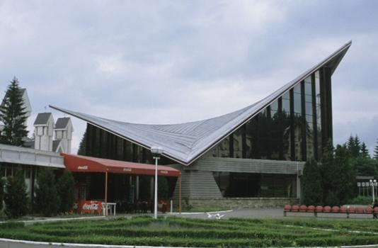 Bahnhof Predeal
