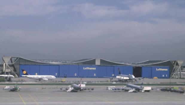 Lufthansa Wartungshalle V