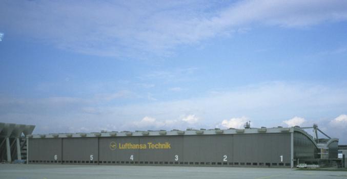 Lufthansa Wartungshalle 3