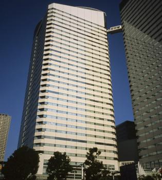 Harumi Island Triton Square Tower Z