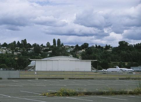 Boeing Field Hangar