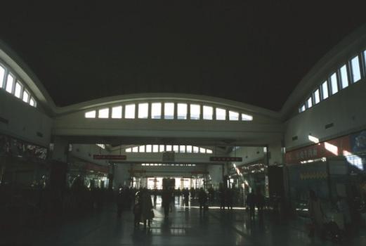 Gare de Beijing / Pékin