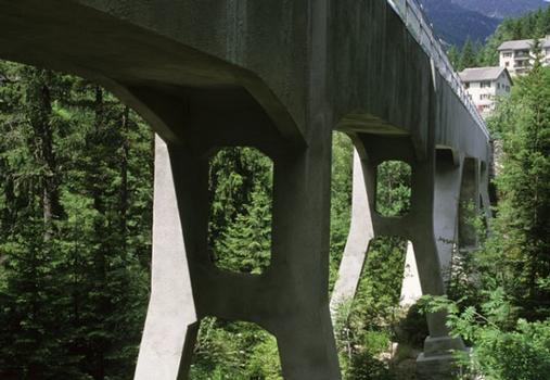 Aquädukt Châtelard