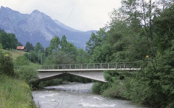 Brücke in Garstatt