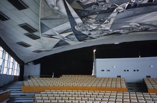 Aula Maxima de l'Université Technique de Slovakie