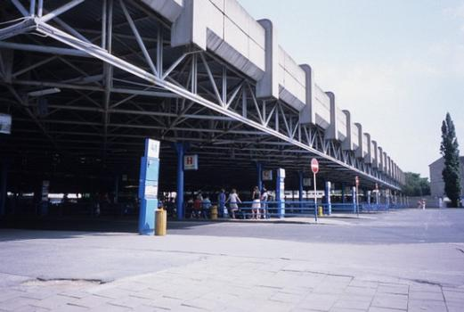 Brno Central Bus Station