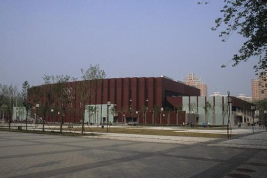 Gymnase de l'Université des Sciences et Technologies de Pékin