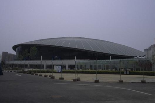 Gymnase de l'University polytechnique de Pékin