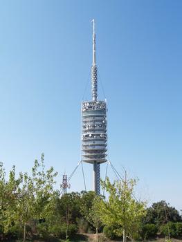 Collserola-Turm, Barcelona
