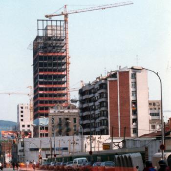 Torre Allianz, Barcelona