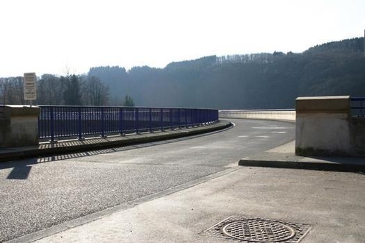 Esch-sur-Sure Dam