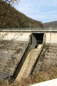 Staudamm Vianden