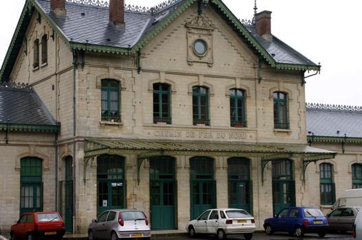 Gare de Pierrefonds