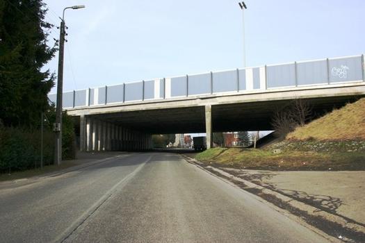 E40 Ensival Road Bridge (Melen)