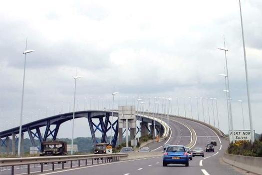 Grand Canal du Havre Bridge