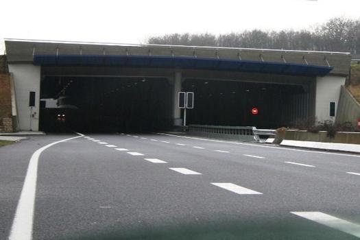 Unterführung Mondorf Kopf Schengen