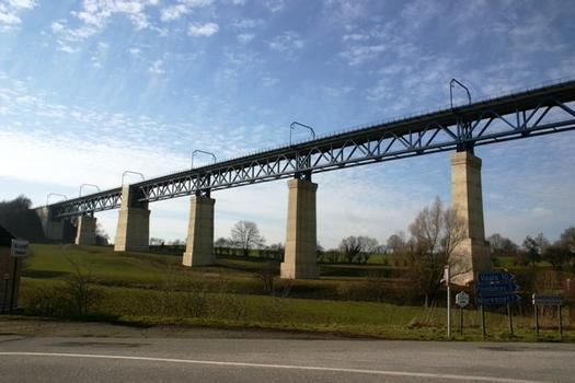 Viaduc de Moresnet vu du Sud