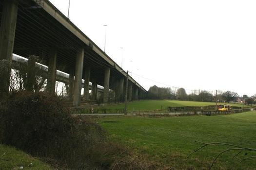 Talbrücke Herve