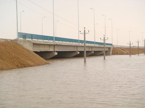 Khor Samaha-Brücke