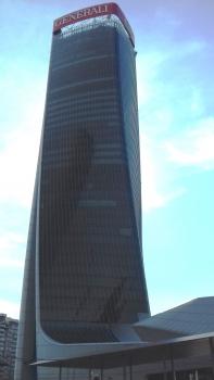Hadid (Generali) Tower