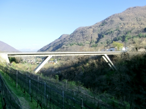 Isornobrücke Intragna