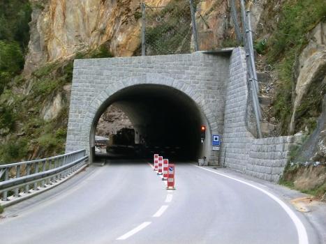 Tunnel de Caschlatsch