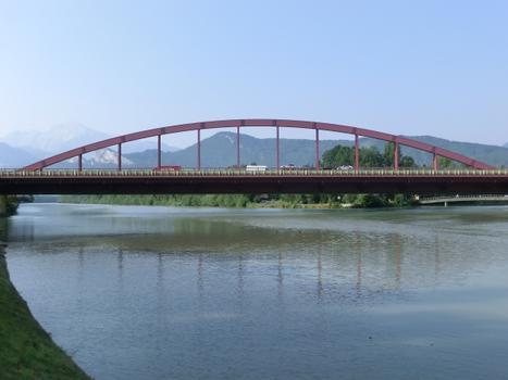 Salzachbrücke Urstein