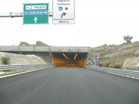 Carso-Tunnel