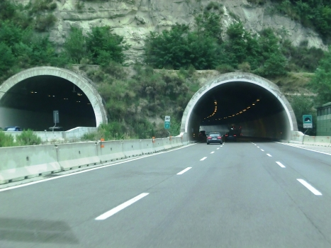 Tunnel Campolungo