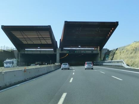 Tunnel Casellina