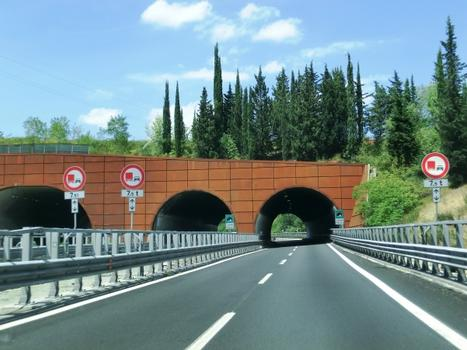 Tunnel de Lastrone