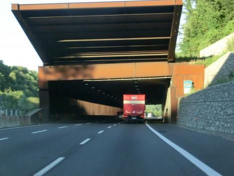 Tunnel Melarancio 1 Süd