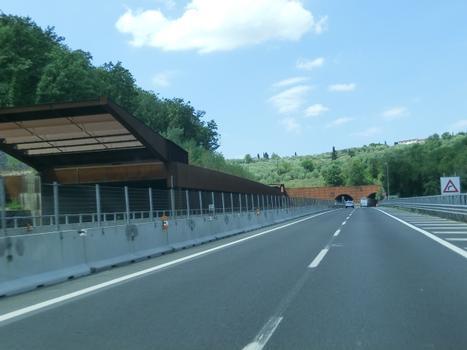 Tunnel Melarancio