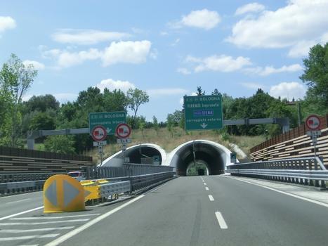 Tunnel Pozzolatico