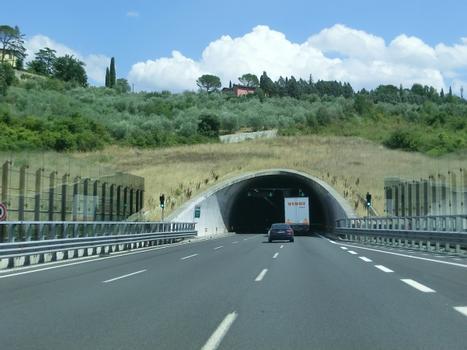 Pozzolatico I South Tunnel