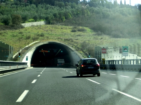 Tunnel Pozzolatico I South