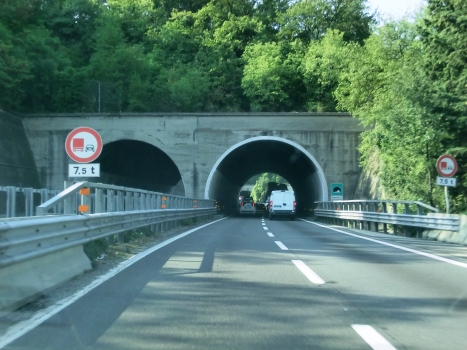 Ragnaia 1 Tunnel northern portals
