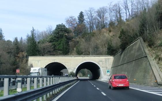 Ragnaia 1 Tunnel southern portals