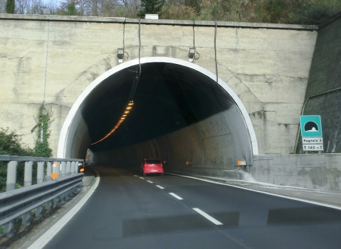 Ragnaia 2 Tunnel southern portal