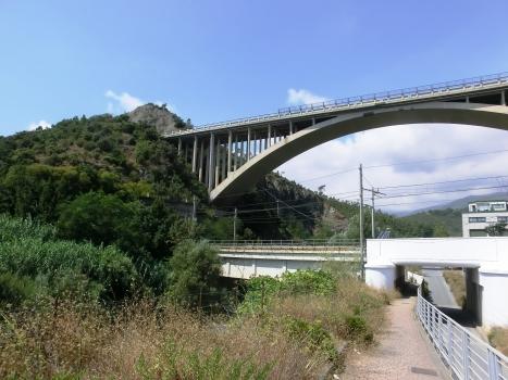 Eisenbahnbrücke Arrestra