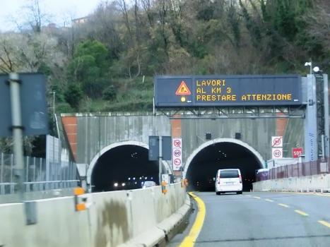 Tunnel de Coronata