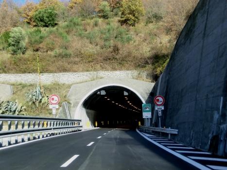 Rocca Carpanea-Tunnel