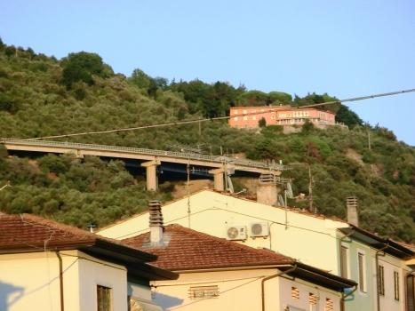 Talbrücke Villa Spinola